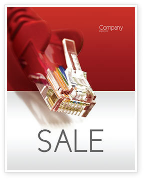 Technology, Science & Computers: Jumper Sale Poster Template #02823