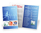 Medical: Pulse Brochure Template #02839