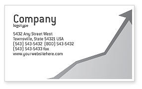 Rating Business Card Template