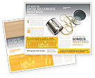 Business Concepts: Can Phone Brochure Template #02843