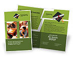 Education & Training: Certificate of Degree Brochure Template #02855
