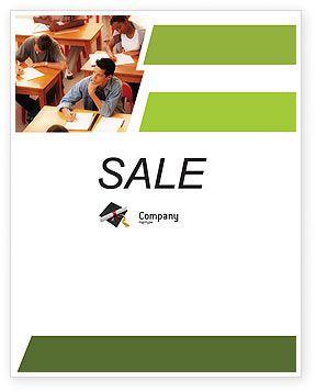 Certificate of Degree Sale Poster Template, 02855, Education & Training — PoweredTemplate.com
