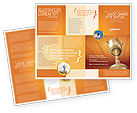 Business Concepts: Award Brochure Template #02858
