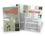 Business Concepts: Locker Brochure Template #02883