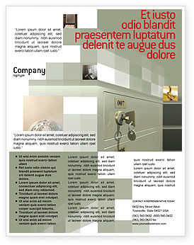 Business Concepts: Templat Flyer Loker #02883