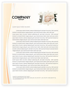Partnership Letterhead Template
