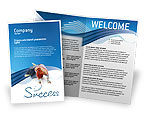 Consulting: Women's Success Brochure Template #02900