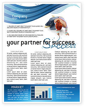 Consulting: Women's Success Newsletter Template #02900