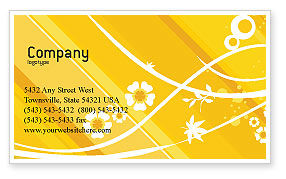 Holiday/Special Occasion: Teddy Bear Business Card Template #02901