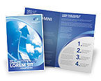 Business Concepts: Going Up Brochure Template #02916