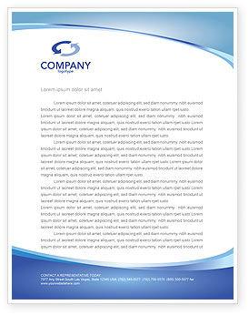 Business Concepts: 往上走信头模板 #02916