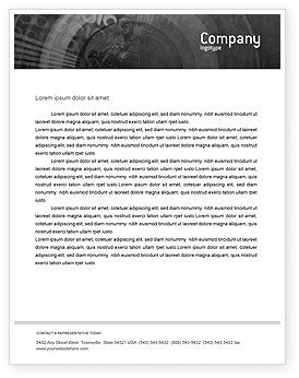 People: Independent Thinking Letterhead Template #02918