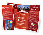 Flags/International: Germany Sign Brochure Template #02920