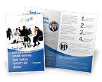People: Business Environment Brochure Template #02923