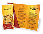 Financial/Accounting: Safe Property Brochure Template #02924