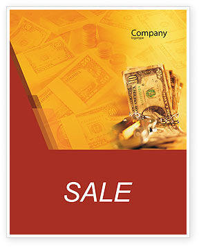 Safe Property Sale Poster Template, 02924, Financial/Accounting — PoweredTemplate.com