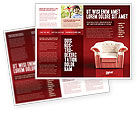 Careers/Industry: Comfort Chair Brochure Template #02933