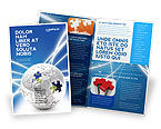 Global: Jigsaw World Brochure Template #02945