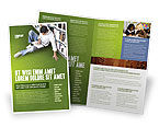 Education & Training: Self-education Brochure Template #02948