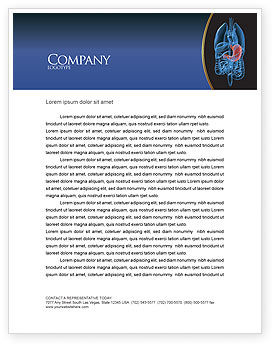 Stomach Letterhead Template