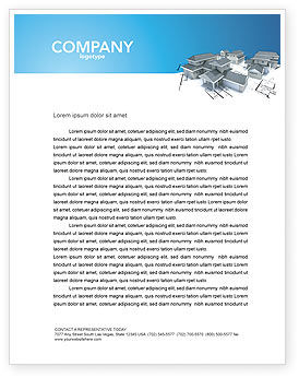 Construction: House Building Letterhead Template #02955