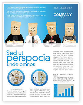 Consulting: Social Mask Newsletter Template #02960