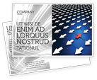 Business Concepts: Modello Cartolina - Opinione privata #02965