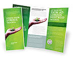 Nature & Environment: Sprout Brochure Template #02983