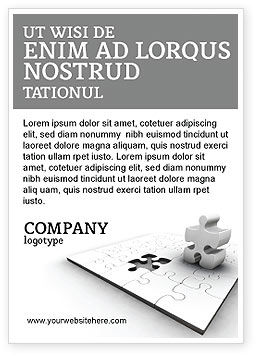 Business Concepts: Part Ad Template #02984