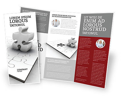Part Brochure Template