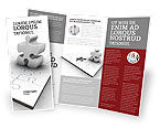 Business Concepts: Part Brochure Template #02984