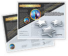Careers/Industry: Stars Brochure Template #03006