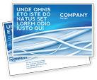Telecommunication: アートデザイン - はがきテンプレート #03016