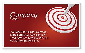 Consulting: Templat Kartu Bisnis Tujuan #03017