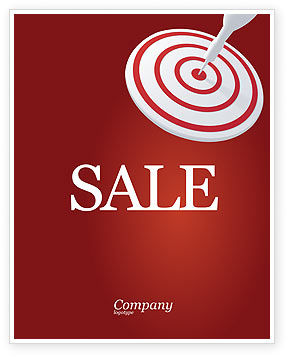 Consulting: Purpose Sale Poster Template #03017