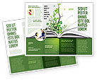 Education & Training: Knowledge Brochure Template #03072