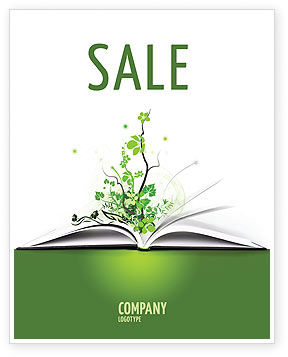 Education & Training: Knowledge Sale Poster Template #03072