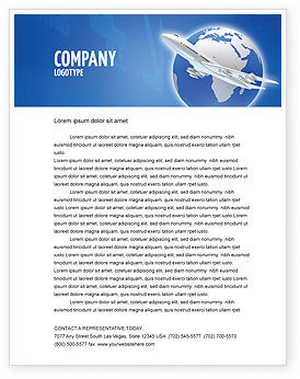 Airway Letterhead Template