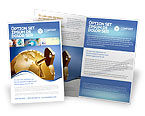 Global: Global Keyhole Brochure Template #03095