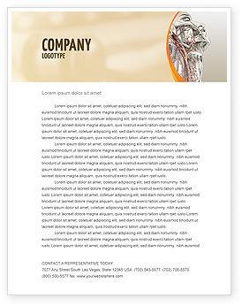Craniofacial Anatomy Letterhead Template