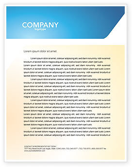 Medical: Emergency Letterhead Template #03129
