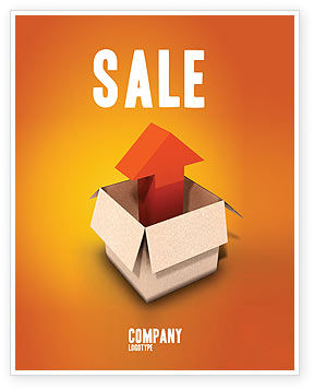 Careers/Industry: Shipment Sale Poster Template #03152
