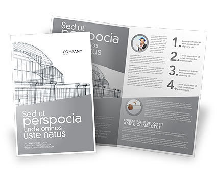 Building Design Brochure Template Design And Layout Download Now