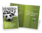 Sports: Football Championship Brochure Template #03192