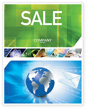 Global: Post Sale Poster Template #03193