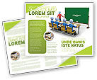 Education & Training: Teaching Class Brochure Template #03209