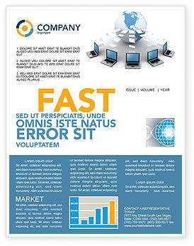 Data Transfer Newsletter Template