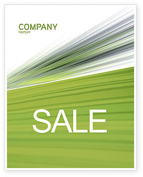 Speed Sale Poster Template, 03219, Abstract/Textures — PoweredTemplate.com