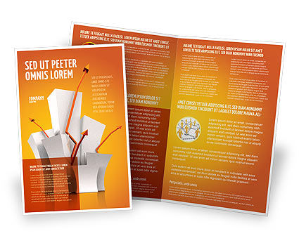 Rising Rates Brochure Template