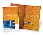 Global: Wereldnieuws Brochure Template #03262